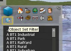 Object Set Filter